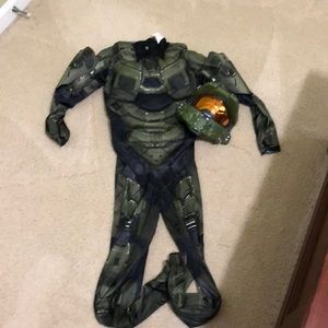 Other - Halo Boys Costume